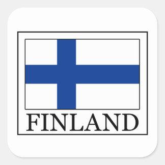 Autocollant de la Finlande