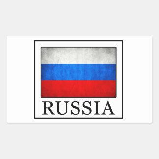 Autocollant de la Russie
