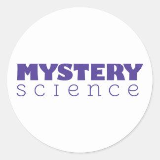 Autocollant de la Science de mystère