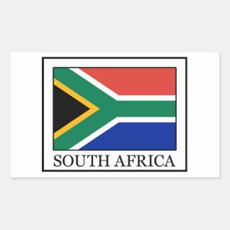 Autocollant de l'Afrique du Sud
