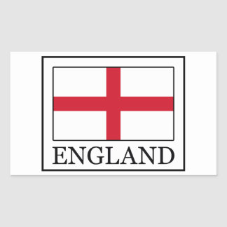 Autocollant de l'Angleterre