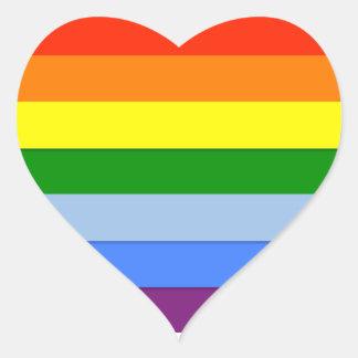 AUTOCOLLANT DE LGBT