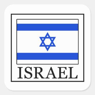 Autocollant de l'Israël