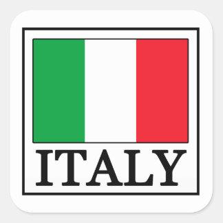 Autocollant de l'Italie