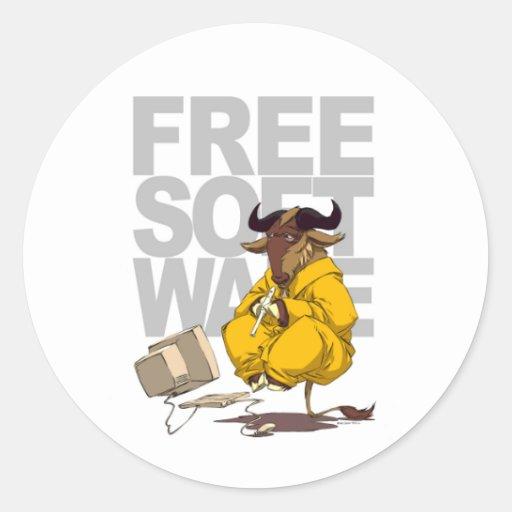 Autocollant de logiciel gratuit de lévitation de m