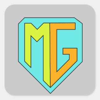 Autocollant de logo de clan de gardiens