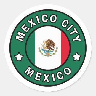 Autocollant de Mexico