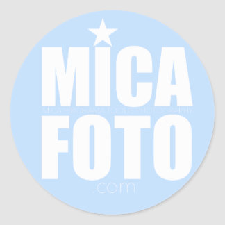 Autocollant de Micafoto