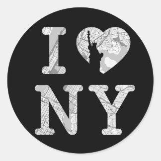 Autocollant de New York