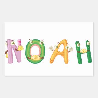 Autocollant de Noé