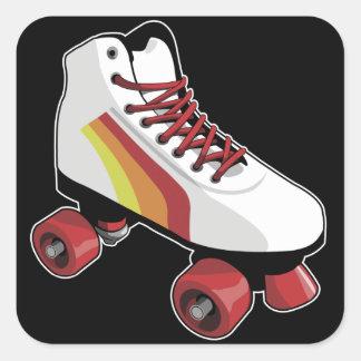 Autocollant de patin de rouleau