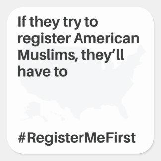 Autocollant de #registermefirst (3)