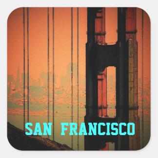 Autocollant de San Francisco