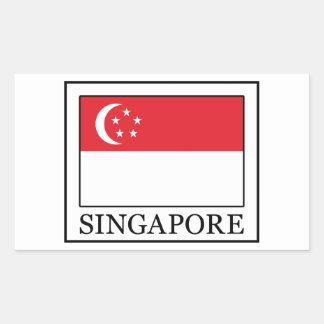 Autocollant de Singapour