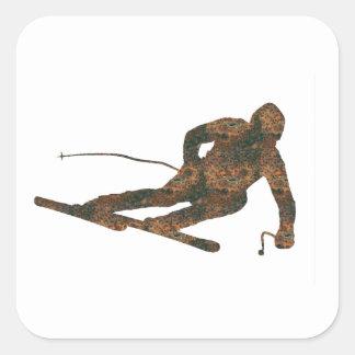 Autocollant de ski de Rost