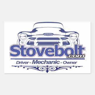 Autocollant de Stovebolt