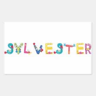 Autocollant de Sylvester