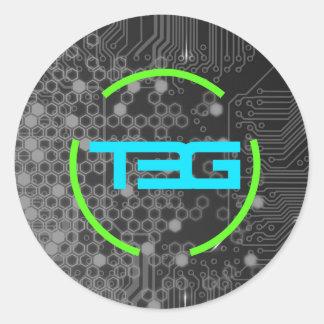 Autocollant de T3G