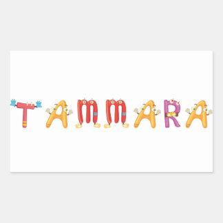 Autocollant de Tammara