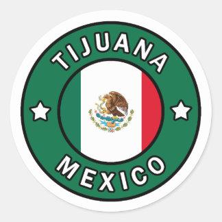 Autocollant de Tijuana Mexique