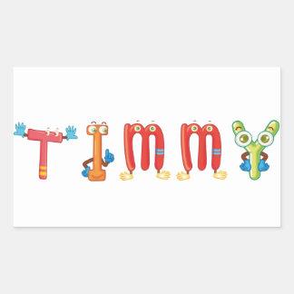 Autocollant de Timmy