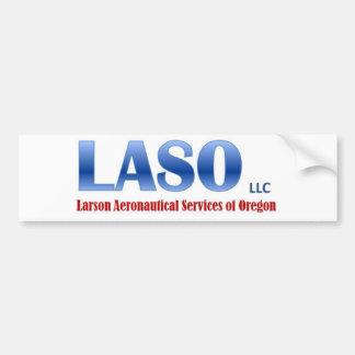 Autocollant de vinyle de LASO Autocollant Pour Voiture