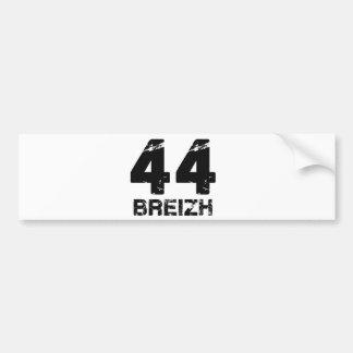 Autocollant De Voiture 44 Breizh