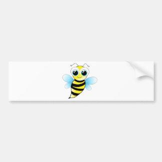 Autocollant De Voiture abeille