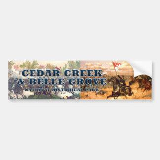 Autocollant De Voiture ABH Cedar Creek
