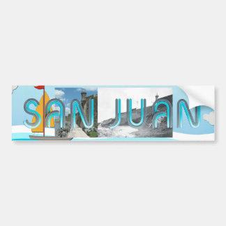 Autocollant De Voiture ABH San Juan