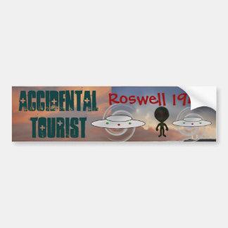 Autocollant De Voiture Adhésif pour pare-chocs 1947 de Roswell