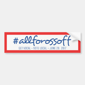 Autocollant De Voiture Adhésif pour pare-chocs d'AllForOssoff
