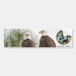 Autocollant De Voiture Adhésif pour pare-chocs de came d'Eagle
