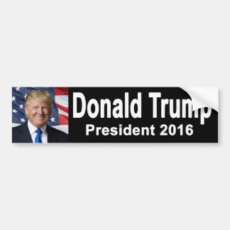 Autocollant De Voiture Adhésif pour pare-chocs de Donald Trump