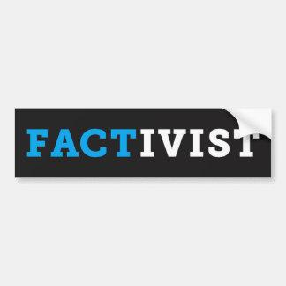 Autocollant De Voiture Adhésif pour pare-chocs de FACTivisit