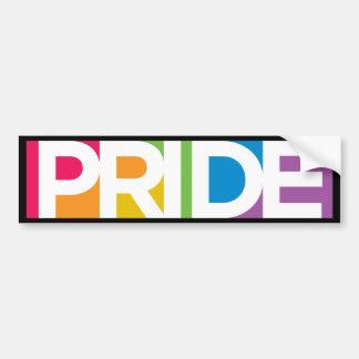 Autocollant De Voiture Adhésif pour pare-chocs de gay pride