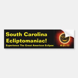 Autocollant De Voiture Adhésif pour pare-chocs de la Caroline du Sud