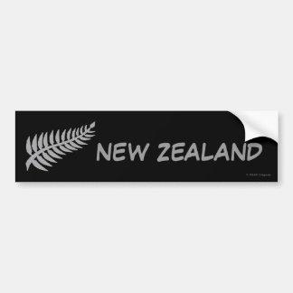 Autocollant De Voiture Adhésif pour pare-chocs de la NOUVELLE ZÉLANDE