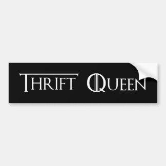 Autocollant De Voiture Adhésif pour pare-chocs de la Reine de magasin