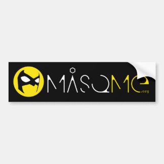 Autocollant De Voiture Adhésif pour pare-chocs de MasqMe