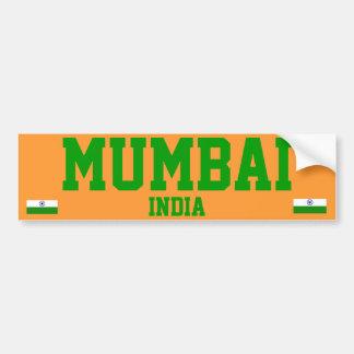Autocollant De Voiture Adhésif pour pare-chocs de Mumbai