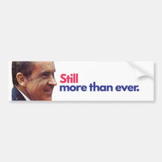 Autocollant De Voiture Adhésif pour pare-chocs de Nixon