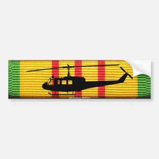 Autocollant De Voiture Adhésif pour pare-chocs de ruban d'UH-1 Huey VSM