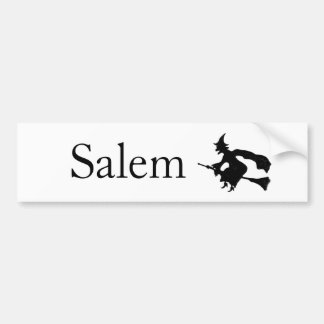 Autocollant De Voiture Adhésif pour pare-chocs de Salem le Massachusetts