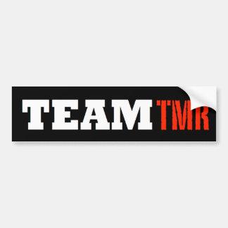 Autocollant De Voiture Adhésif pour pare-chocs de TeamTMR