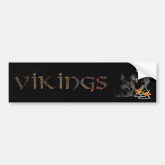 Autocollant De Voiture Adhésif pour pare-chocs de Viking
