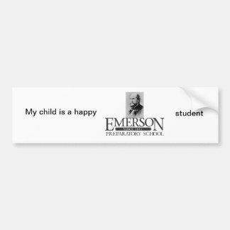 Autocollant De Voiture Adhésif pour pare-chocs d'Emerson (George)
