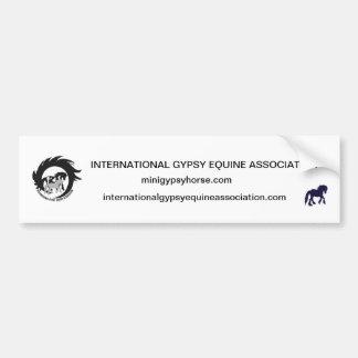 Autocollant De Voiture Adhésif pour pare-chocs d'IGEA avec le logo