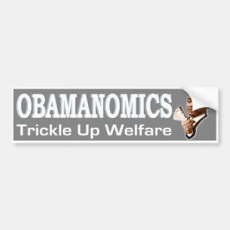 Autocollant De Voiture Adhésif pour pare-chocs d'Obamanomics