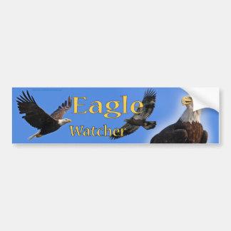 Autocollant De Voiture Adhésif pour pare-chocs d'observateur d'Eagle